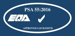 EQA certified Locksmith Ireland